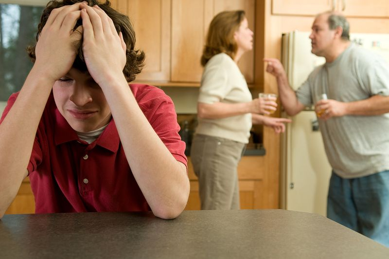 Bigstockphoto_Parents_Fight_Son_Suffers_4562487